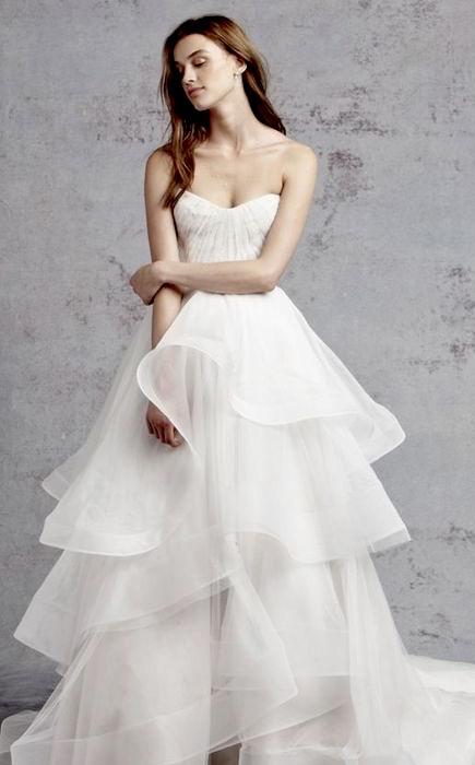 Nuovi trend imperdibili per il tuo abito da sposa.